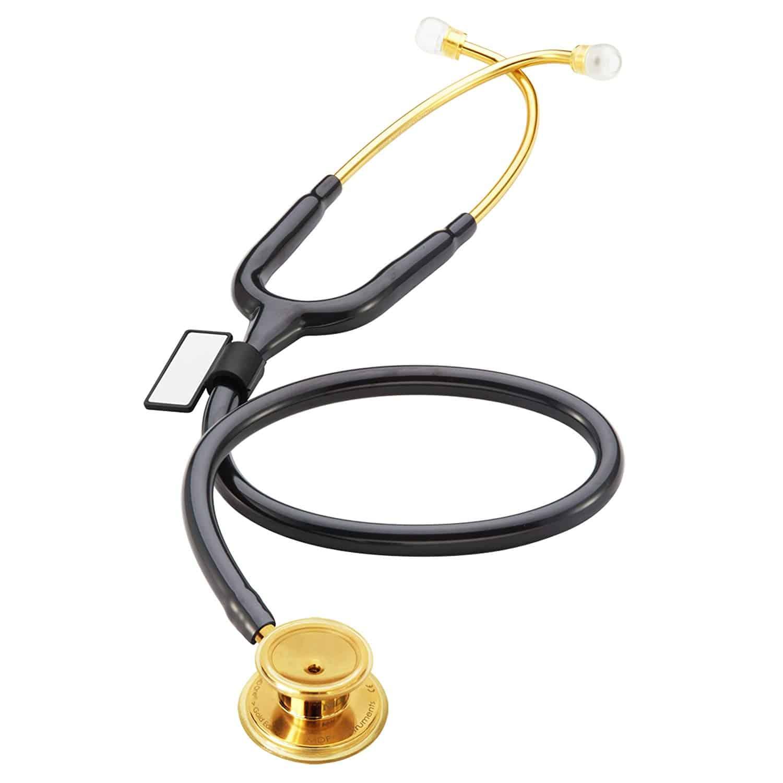 MDF One Premium stetoskopas auksinis