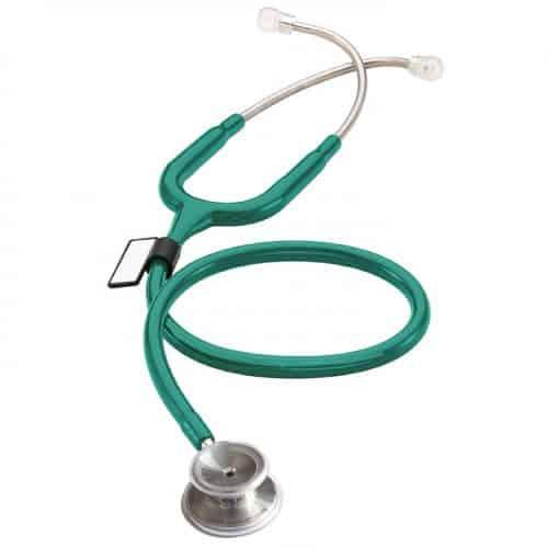 MDF One Premium stetoskopas žalias
