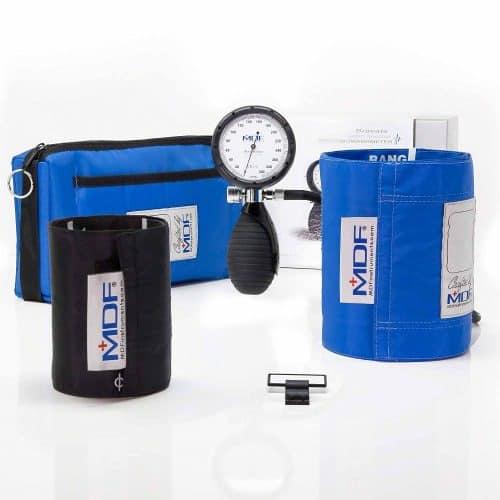 MDF Bravata kraujo spaudimo matuoklis - mėlynas