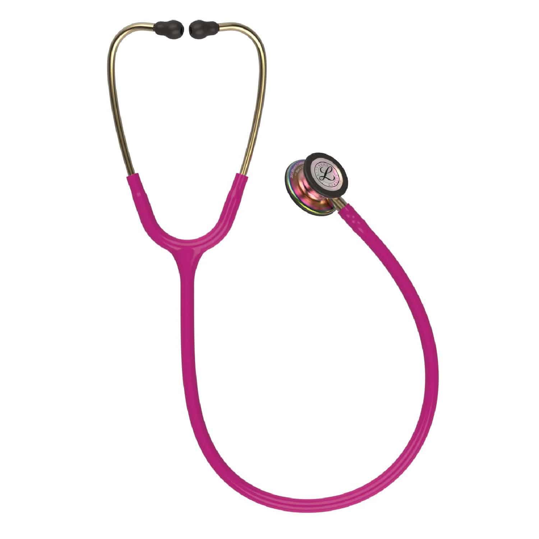 Littmann Classic III stetoskopas avietinis - spalvotas