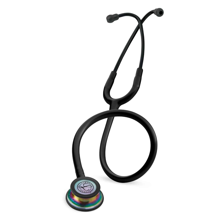 Littmann Classic III stetoskopas spalvotas - juodas